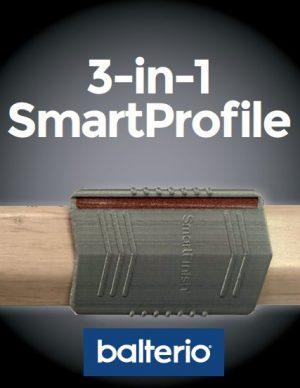 BALTERIO Универсальный Профиль SmartProfile 3 в 1 1